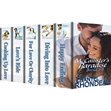 McCallister's Paradise - Complete Series: Books 1 through 5