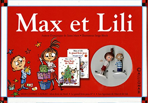 Coffret de Noël Max et Lili 2010