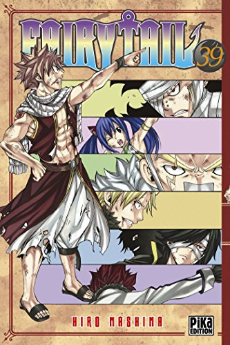 Fairy Tail (39) : Tome 39