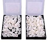 Bestdental - Carillas para coronas dentales (100 unidades)