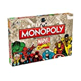 Marvel Comics Edition Monopoly