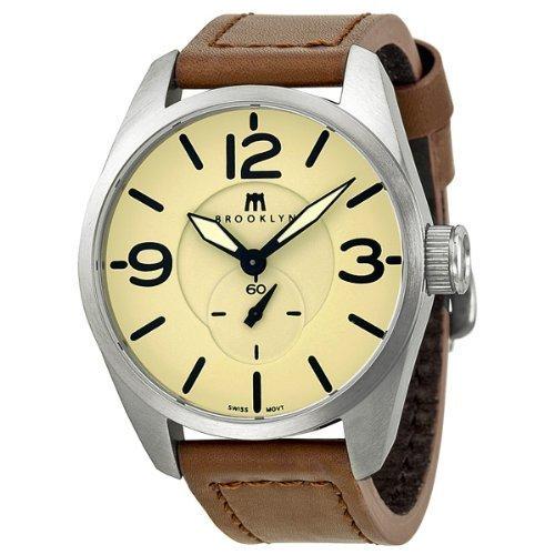 brooklyn-watch-co-lafayette-cla-g-da-uomo-in-acciaio-inox-caso-orologio