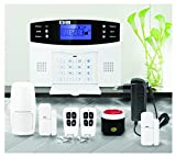 Best Alarm Systems - GSM HOME SECURITY ALARM SYSTEM Review
