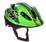 Sport Direct™ Fahrrad Dig It Fahrradhelm, grün, S