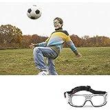 Deaman Gläsern Outdoor-Sportbrillen Brille über, Augenschutz, mit verstellbarem Gummiband und Tasche, Brille Fußball Basketball Schutzbrille für Fußball Basketball Linse