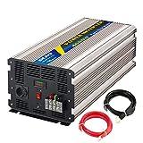 Sug 4000W DC 24V auf AC 220V 230V Wechselrichter Reiner Sinus Spitzenwert 8000W Spannungswandler für RV, Hause, Auto Verwenden