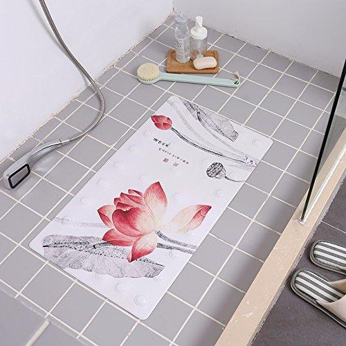 XINQING bad antiskid boden kissen, wc, bad, toilette, liebenswert - 70 * 40,pink