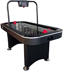 Play In The City Air Hockey Table 6ft with Electronic Scorer