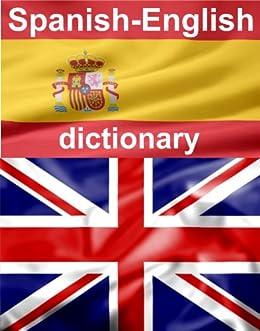 Spanish-English Dictionary by [Pushkin, Andrei, Suponau, Dima]