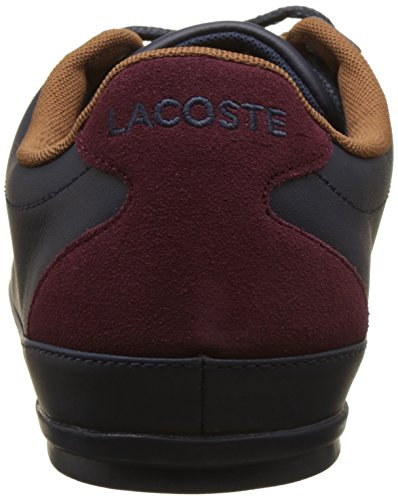 Lacoste Mens Misano Sport 317 1 Coach Low Blue (nvy)