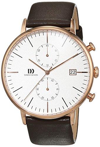 Danish Design uomo-Orologio da polso cronografo orologio IQ17Q975