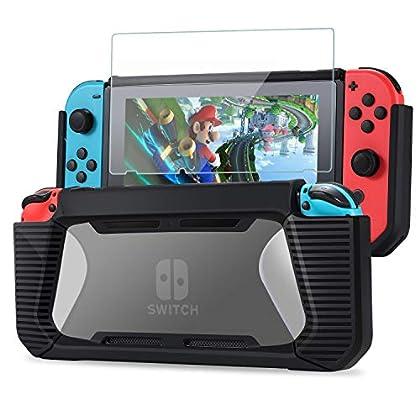 Tasikar Funda Compatible con Nintendo Switch Ag...