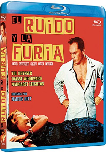 Bild von El Ruido Y La Furia Bd *** Europe Zone ***