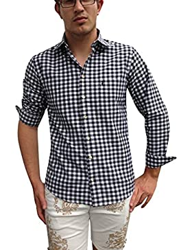 Trachten-hemden Herren Shirt ob als Freizeithemd,Businesshemd,Oktoberfest Hemd,zur Lederhose,Jeans,Anzug,das Karierte...