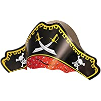 Pirate Hats (Pack of 4) (gorro/ sombrero)