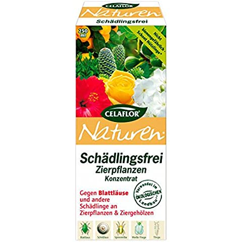 Insetticida, naturen® piante ornamentali, 250 ml