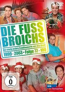 Die Fussbroichs - Folge 72-100 [5 DVDs]