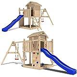 Sandkasten mit Spielhaus Produktbild 5