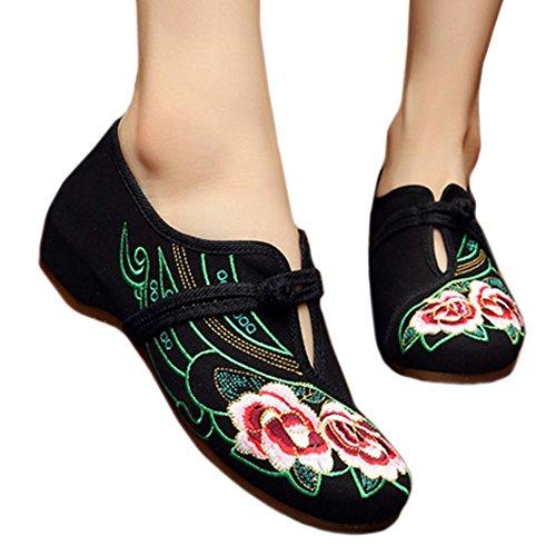 Kangzy - Zapatillas para deportes de interior de Caucho para hombre multicolor multicolor, color multicolor, talla 35 EU