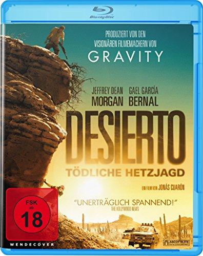 Coverbild: Desierto - Tödliche Hetzjagd