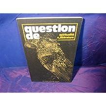 Question de n° 30