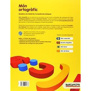Món ortogràfic 2 (Materials Educatius - Cicle Inicial - Llengua Catalana)