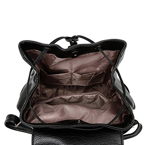 In pelle lavatapuBorse a tracolla per il tempo libero/Sacchetto di scuola/Versione coreana dello zaino di grande capacità-A A