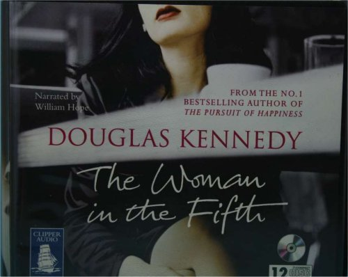 The Woman in the Fifth (Audio Book - 12 CDs)