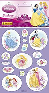 Panini France - 1534-003 - Cartes à Collectionner - disney princesse 3- sticker sheets
