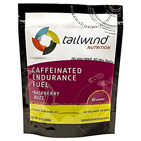 Tailwind Nutrition - 30 Serving - Caffeinated Raspberry Flavour