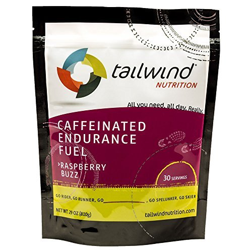Tailwind Nutrition – 30 Serving – Caffeinated Raspberry Flavour