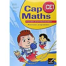 Cap Maths Cycle 2 CE1 : Nouveaux programmes. Edition mars 2009