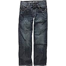 Dickies Boston Jeans WD1000 - Pantalones de trabajo (lavado a piedra) 29  azul 7c33b72b1984