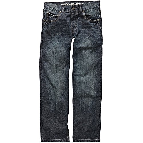 Dickies Boston Jeans Hose denim blau DNB-33T, WD1000