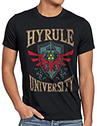 style3 University of Hyrule Herren T-Shirt