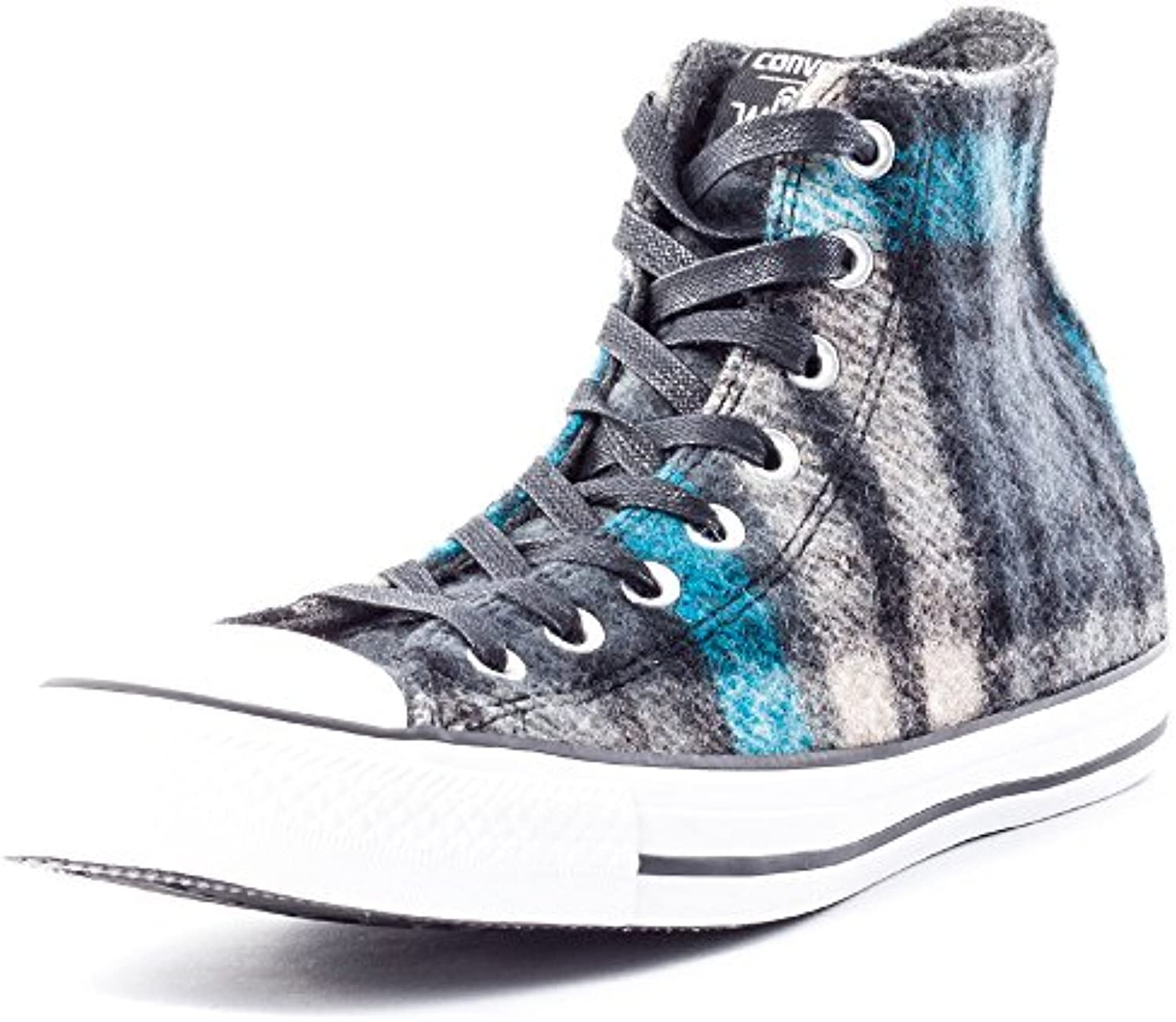 Converse All Star Woolrich Mens Wool Trainers Multicolor   41.5 EU