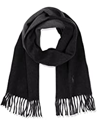 Polo Ralph Lauren Reversible-Oblong Scarf-Wool, Echarpe Femme
