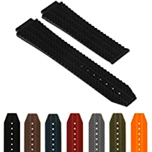 Bracelet 26mm en Caoutchouc de Silicone pour Hublot Big Bang