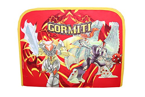 Gormiti Bag  Red Yellow