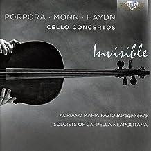 PORPORA/MONN/HAYDN: Cello Concertos