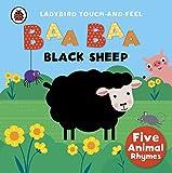 Baa, Baa, Black Sheep: Ladybird Touch and Feel Rhymes (Ladybird Touch & Feel Rhymes)