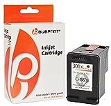 Bubprint Druckerpatrone kompatibel für HP 301 XL 301XL CH561EE für DeskJet 1000 1050 1510 2050 a 2510 2542 2544 2545 3050 3055a Envy 4507 5530 Schwarz