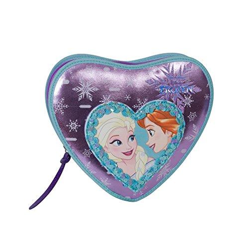 Astuccio accessoriato frozen magico cuore seven con accessori giotto