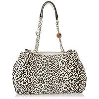 Guess Womens Satchel Bag, Leopard - LG767109