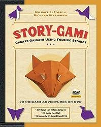 Story-Gami Kit: Creating Origami Art Using Folding Stories