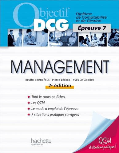 Management: preuve 7
