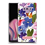 Official Turnowsky Floral Blooms Essence Of Blossom Hard Back Case for Samsung Galaxy Note9 / Note 9