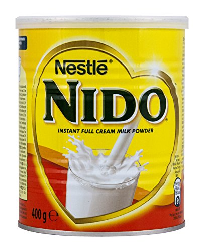 Nestle nido instant milk powder, 400 g, 14 ounce
