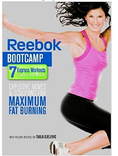 Reebok Boot Camp DVD - 7 Express Workouts - Tanja Djelevic - Region 0 worldwide by Tanja Djelevic