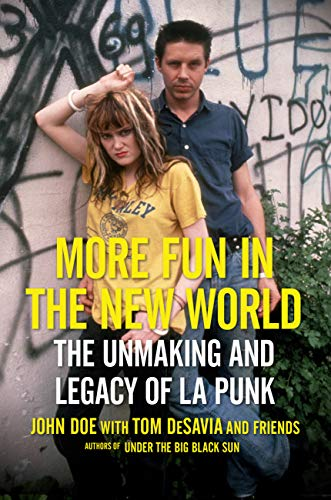 More Fun in the New World: The Unmaking and Legacy of L.A. Punk (English Edition)